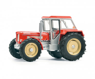 Schuco 1:32 Schluter Super 950 V With Cabin Red Tractor 450910800