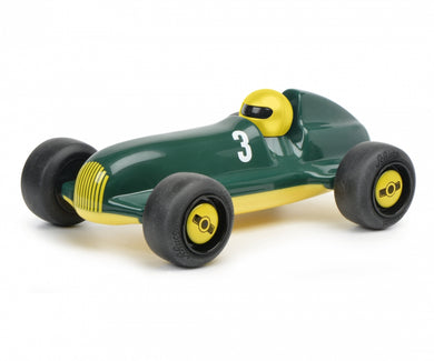 Schuco Studio Racer Green-Lewis #3 racing green yellow 450987300