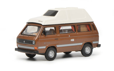 Schuco 1/64 Volkswagen T3 Joker brown 452018200