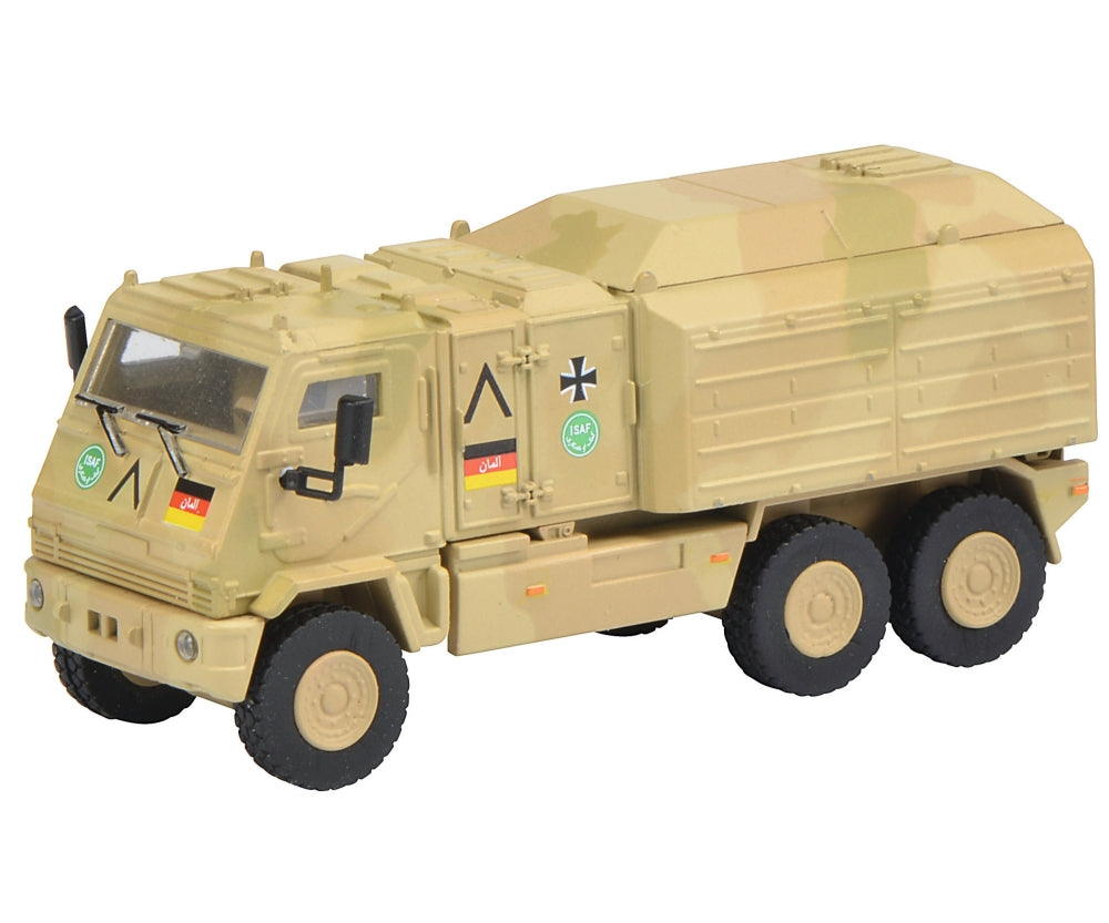 Schuco 1/87 YAK service vehicle ISAF camouflaged 452624500