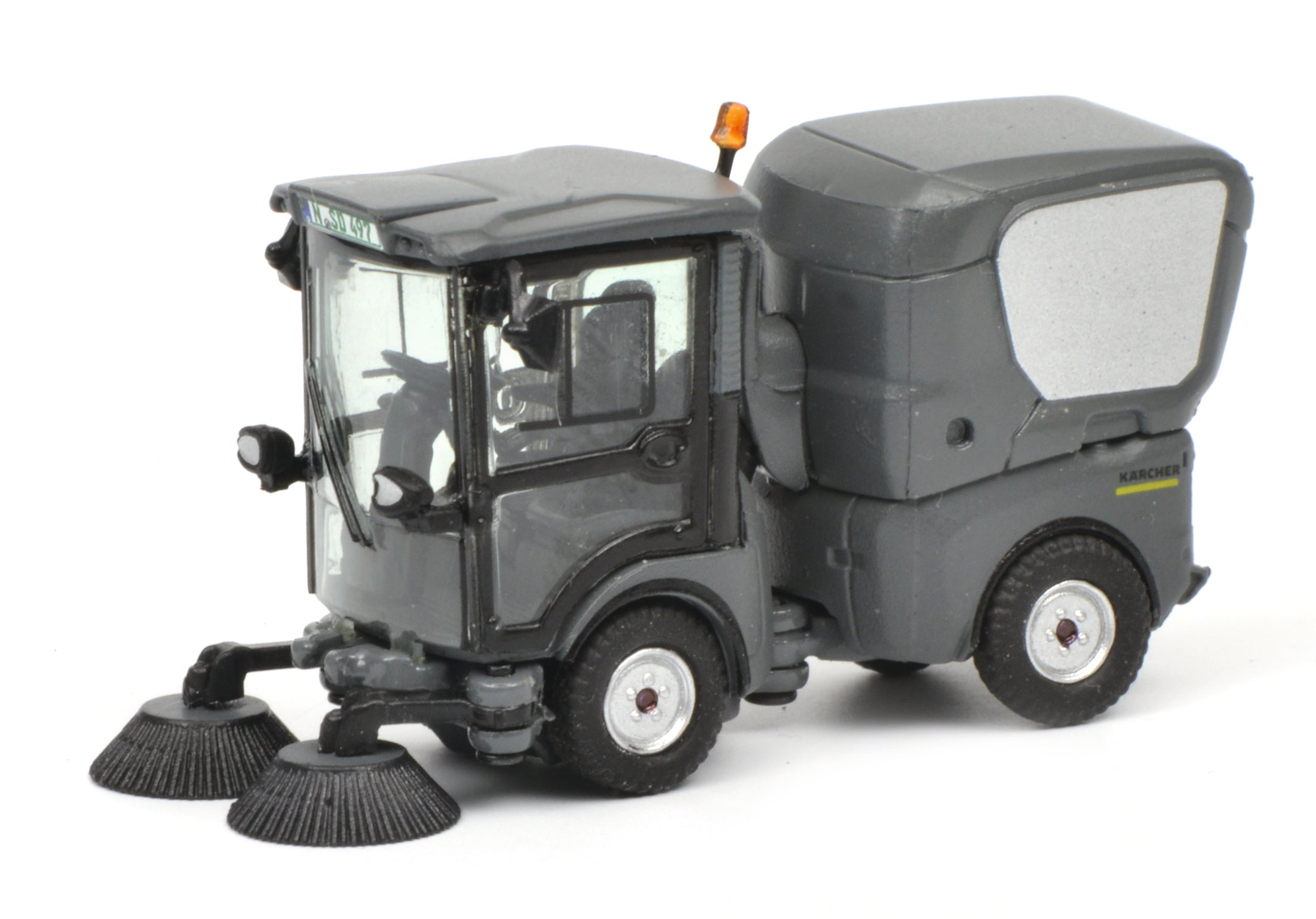 Schuco 1:87 Karcher MC 130 street sweeper 452629000