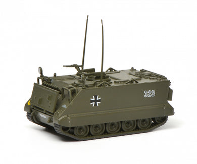 Schuco 1/87 M113 infantry transport vehicle Bundeswehr 452636200