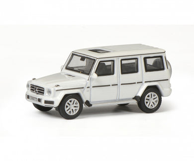 Schuco 1:87 Mercedes-Benz G-Model white 452639700