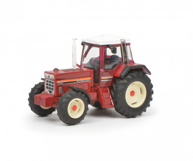 Schuco 1:87 International HC IHC 1455 XL red tractor 452641800