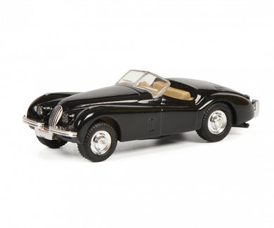Schuco 1:87 Jaguar XK 120 black 452651600