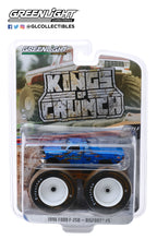 GreenLight 1:64 Kings of Crunch Series 6 - Bigfoot #5 - 1996 Ford F-250 Monster Truck (Dirty Version) 49060-F