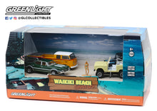 GreenLight 1:64 Multi-Car Dioramas - Waikiki Beach Summer Bash 58050