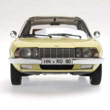 MINICHAMPS 1/18 NSU RO 80 1972 YELLOW 151015402
