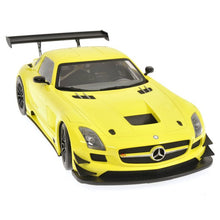 MINICHAMPS 1/18 MERCEDES BENZ SLS AMG GT3 ´STREET´ YELLOW 151113104