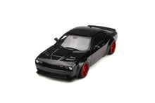GT Spirit 1:18 Dodge Challenger SRT Tuned by LB Performance Black GT176