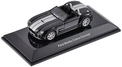 AUTOART 1/64 FORD SHELBY COBRA CONCEPT 2004 BLACK 20542