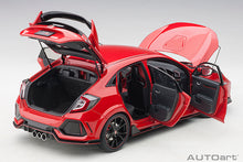 AUTOART 1:18 HONDA CIVIC TYPE R (FK8) (FLAME RED) 73268