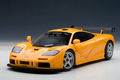 AUTOART 1/18 MCLAREN F1 LM EDITION ORANGE 76011