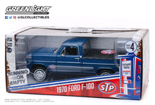 GreenLight 1:24 Running on Empty - 1970 Ford F-100 with Bed Cover - STP 85053
