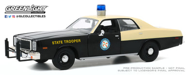 GreenLight 1:24 Hot Pursuit - 1978 Plymouth Fury - Florida Highway Patrol 85512