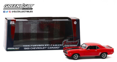 GreenLight 1:43 1969 Chevrolet Camaro - Since 1968 Summit Racing Equipment - Home of Performance 86342