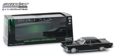 GreenLight 1/43 The Matrix (1999) - 1965 Lincoln Continental 86512