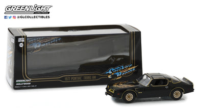 GreenLight 1/43 Smokey and the Bandit (1977) - 1977 Pontiac Firebird Trans Am 86513