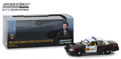 GreenLight 1/43 Once Upon A Time (2011-Current TV Series) - Sheriff Graham s 2005 Ford Crown Victoria Police Interceptor Storybrooke 86525
