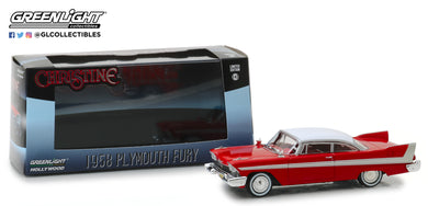 GreenLight 1/43 Christine (1983) - 1958 Plymouth Fury 86529