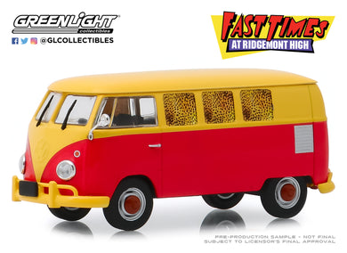 GreenLight 1:43 Fast Times at Ridgemont High (1982) - 1967 Volkswagen Type 2 (T1) Station Wagon 86554