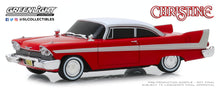 GreenLight 1:43 Christine (1983) - 1958 Plymouth Fury (Evil Version with Blacked Out Windows) 86575