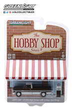 GreenLight 1:64 The Hobby Shop Series 8 - 1984 GMC 2500 High Sierra with Vintage Gas Pump 97080-D