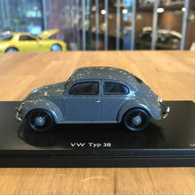 Schuco 1/43 Volkswagen Type 38 Built In 1938 Gray 450889100