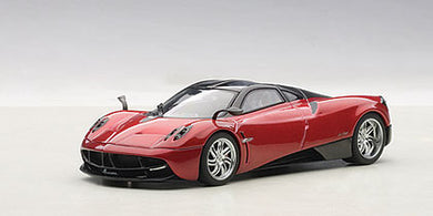 AUTOART 1/43 PAGANI HUAYRA (METALLIC RED) 58208