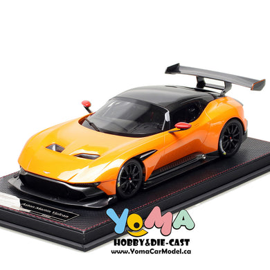 Frontiart AvanStyle 1/18 Aston Martin Vulcan Pearl Orange AS014-34
