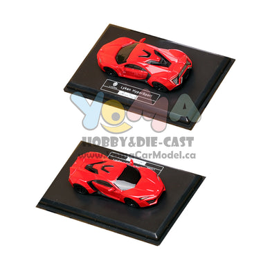 Frontiart AvanStyle 1/87 W Motors Lykan Hypersport Red AS015-06