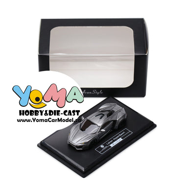 Frontiart AvanStyle 1/87 W Motors Lykan Hypersport Gray AS015-66