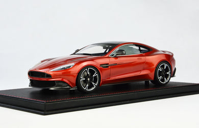 Frontiart AvanStyle 1/18 Aston Martin Vanquish S Copper AS018-12