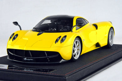 Frontiart AvanStyle 1/18 Pagani Huarya Coupe Yellow AS021-126