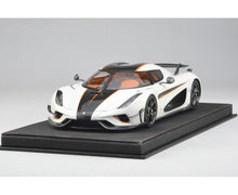 Frontiart AvanStyle 1/18 koenigsegg Regera (new) White AS025-02/AS010-29