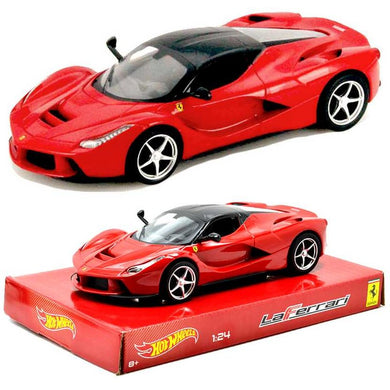 Hot Wheels 1/24 Ferrari Laferrari F70 Hybrid Red BLY61