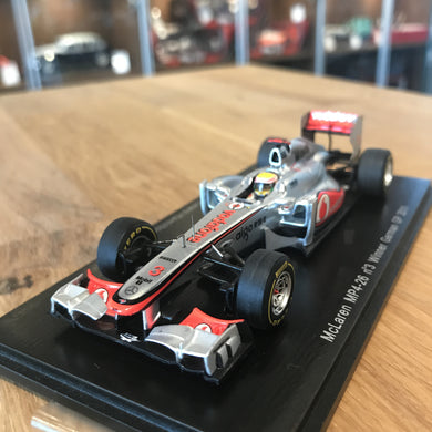Spark 1/43 McLaren MP4-26 #3 Winner German GP 2011 S3030