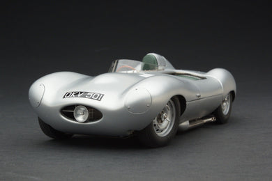Exoto XS 1/18 1954 Jaguar D-Type Le Mans Test Car OKV 501 RLG88003