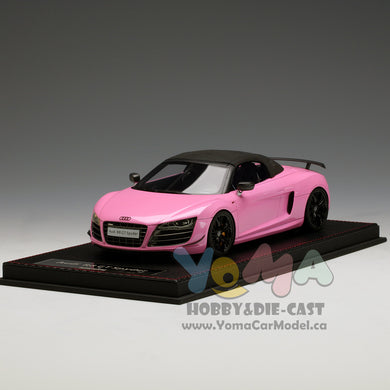 Frontiart 1/18 Audi R8 GT Pink F036-57