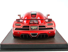 Frontiart 1/18 Koenigsegg Agera R Candy Apple Red F051-77