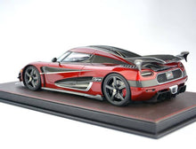 Frontiart 1/18 Koenigsegg Agera RS Burgundy Red Carbon F053-112
