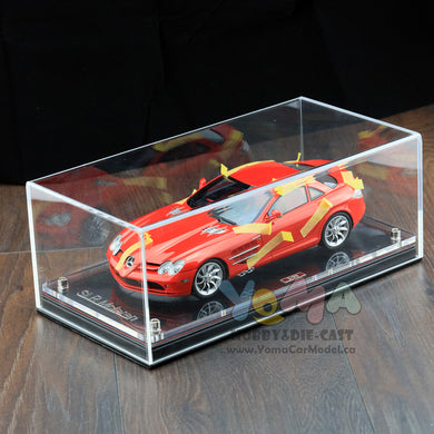 Frontiart 1/18 Mercedes-Benz SLR McLaren open Red FA014-06