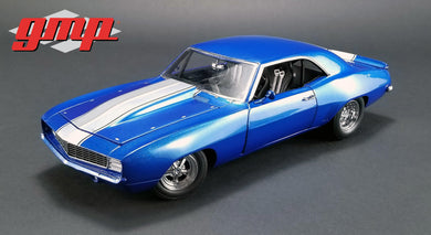 GMP 1/18 GMP 1320 Drag Kings 1969 Chevrolet Camaro GMP-18876