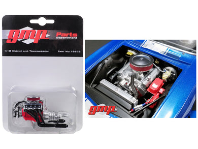 GMP 1/18 GMP Big Block Chevrolet Drag Engine (from GMP-18876) GMP-18878