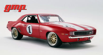 GMP 1:18 Big Red Camaro - 1969 Chevrolet Camaro GMP-18882