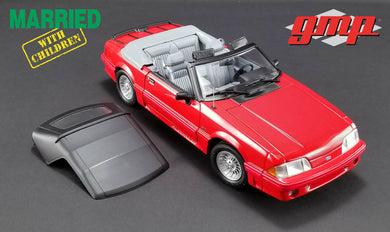 GMP 1/18 Married with Children (1987-97 TV Series) - 1988 Ford Mustang 5.0 Convertible GMP-18904