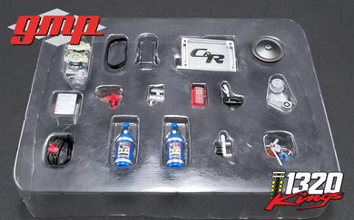 GMP 1/18 GMP 1320 Drag Kings Accessory Pack GMP-18908