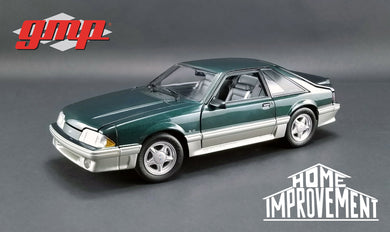 GMP 1:18 Home Improvement (1991-99 TV Series) - 1991 Ford Mustang GT - Deep Emerald Green GMP-18920