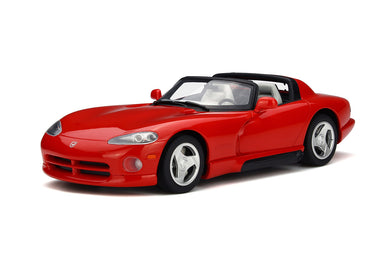 GT Spirit 1/18 Dodge Viper RT/10 Phase SR Roadster Red GT156
