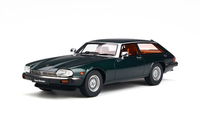 GT Spirit 1/18 Jaguar XJS V12 Lynx Eventer 1983 British racing green GT216